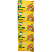 Knorr Hühnerbouillon Stange Chicken stock/broth