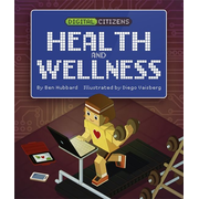Hachette UK My Health and Wellness book English Hardcover 32 pages