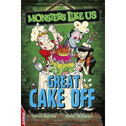 Hachette UK Great Cake Off book English Hardcover 32 pages