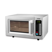Rotel U1551CH microwave Countertop Solo microwave 25 L 1000 W Stainless steel
