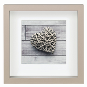 Hama Scala Taupe Single picture frame