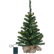 Star Trading 600-55 artificial Christmas tree Pre-lit