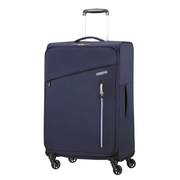 American Tourister Litewing Spinner 70 cm Karre Blau 67 l Polyester