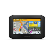 "Garmin 010-02019-11 navigator Fixed 10.9 cm (4.3"") TFT Touchscreen 241.1 g Black"