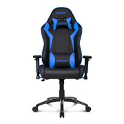 AKRacing SX PC gaming chair Upholstered seat Black, Blue