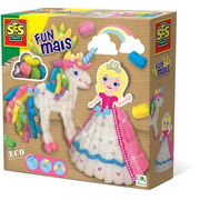 SES Creative Funmais - Princess and unicorn