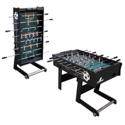 Cougar Scorpion Kick folding Football Table Black