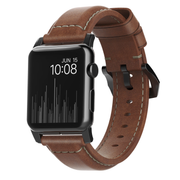 Nomad NM1A4RBT00 smartwatch accessory Band Brown Leather