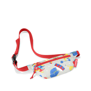 Reisenthel ID3063 waist bag Polyester Assorted colours, Grey, Red