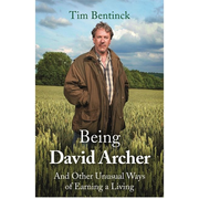 Hachette UK Being David Archer book English Hardcover 336 pages