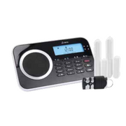 Olympia Protect 9730 security alarm system Black, White