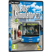 Astragon Bus Simulator 16 German PC/Mac