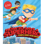 ISBN How to Save a Superhero