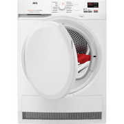 AEG T7DB40688 tumble dryer Freestanding Front-load 8 kg A+++ White