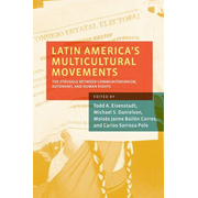 ISBN Latin America's Multicultural Movements ( The Struggle Between Communitarianism Autonomy and Human Rights ) book English Hardcover