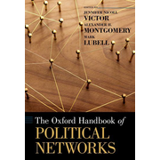 ISBN The Oxford Handbook of Political Networks 1008 pages English