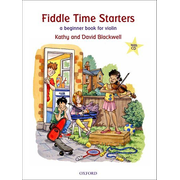 ISBN Fiddle Time Starters + CD ( A beginner for violin ) book