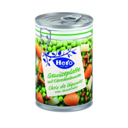 Hero 2779.142 prepared fresh vegetable salad 420 g