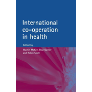 ISBN International Co-operation and Health book 228 pages