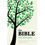 ISBN New Revised Standard Version Bible: Compact Edition ( With Apocrypha ) book English Hardcover 1476 pages