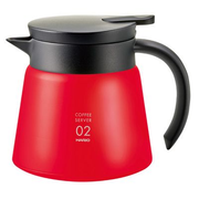 Hario VHS-60R coffee pot 0.55 L Polypropylene (PP), Silicone, Stainless steel