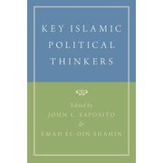 ISBN Key Islamic Political Thinkers book English Hardcover 224 pages