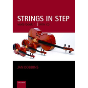 ISBN Strings in Step Viola 1 ( and CD) book