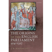 ISBN The Origins of the English Parliament 924-1327 book Paperback 544 pages