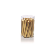 Balthasar 000307.035 wax candle Cylinder Gold 20 pc(s)