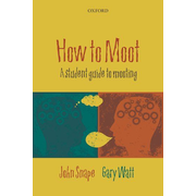 ISBN How to Moot ( A Student Guide to Mooting ) 272 pages English