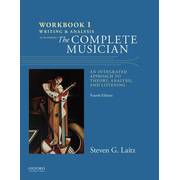 ISBN Workbook to Accompany The Complete Musician ( Workbook 1: Writing and Analysis ) book English Paperback 704 pages