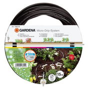 Gardena 1362-20 garden hose 15 m Above ground Black