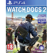 Ubisoft Watch Dogs 2, PS4 Basic French PlayStation 4