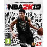Take-Two Interactive NBA 2K19 PS4 Basic PlayStation 4