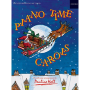 ISBN Piano Time Carols book 28 pages