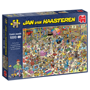 Jan van Haasteren The Toy Shop 1000 pcs Jigsaw puzzle 1000 pc(s)