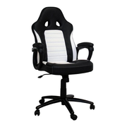 LC-Power CL-RC-BW office/computer chair Padded seat Padded backrest