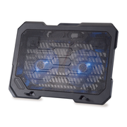 """Conceptronic THANA Notebook Cooling Pad, Fits up to 15.6"""", 2-Fan"""