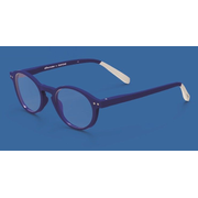 Pantone № Two Unisex Oval Full rim Blue