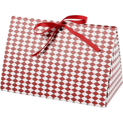 Creativ Company 26299 package Gift box Red, White 3 pc(s)