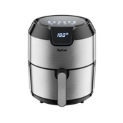 Tefal Easy Fry EY401D fryer Single 4.2 L Stand-alone 1500 W Hot air fryer Black, Stainless steel