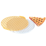 Tescoma 630898 cookie cutter White, Yellow