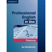 Finance - Professional English in Use
