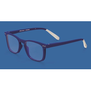 Pantone № Three Unisex Rectangle Full rim Blue