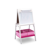 Delta Children TE87600GN-130 easel White