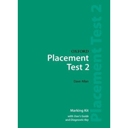 Oxford Placement Tests 2. Marking Kit Test Revised Ed
