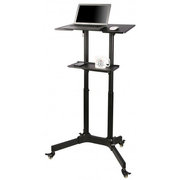 Techly ICA-TB TPM-1BK notebook stand Black