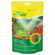 Hauert Garten- und Balkondünger Multinutrient fertilizer Compound fertilizer Granular