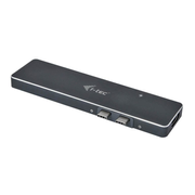 i-tec Metal Thunderbolt 3 Docking Station for Apple MacBook Pro/Air + Power Delivery