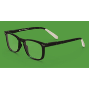 Pantone № Three Unisex Rectangle Full rim Green